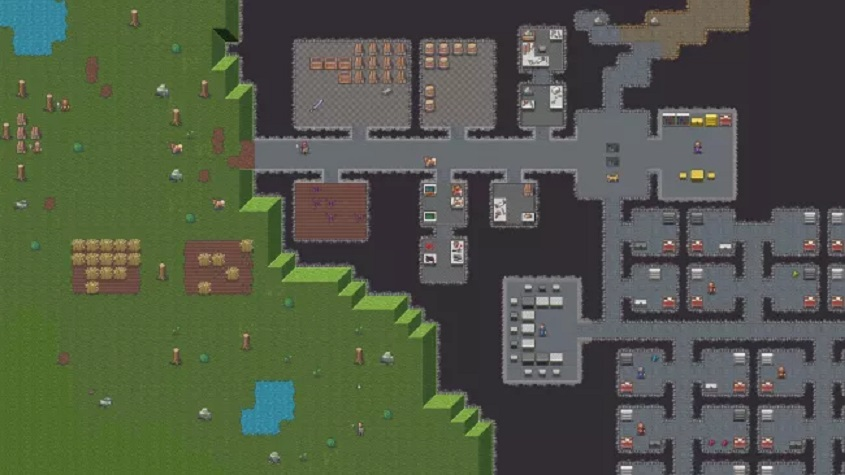 Новый интерфейс Dwarf Fortress выглядит намного лучше