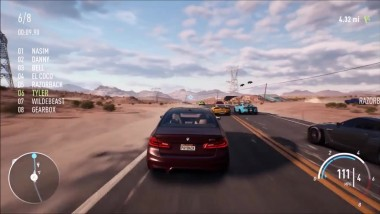 Need for Speed Payback - BMW M5 и BMW X6 M