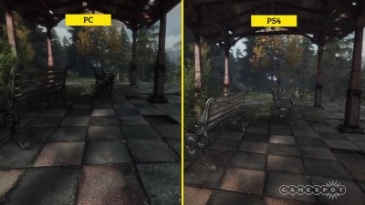 "The Vanishing of Ethan Carter ""Сравнение PC Vs. PS4 (GameSpot)"""