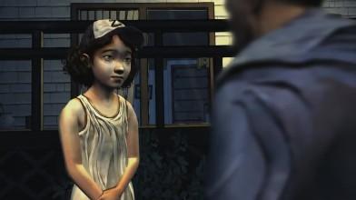 The Walking Dead: The Game. Что будет если пойти ночью???