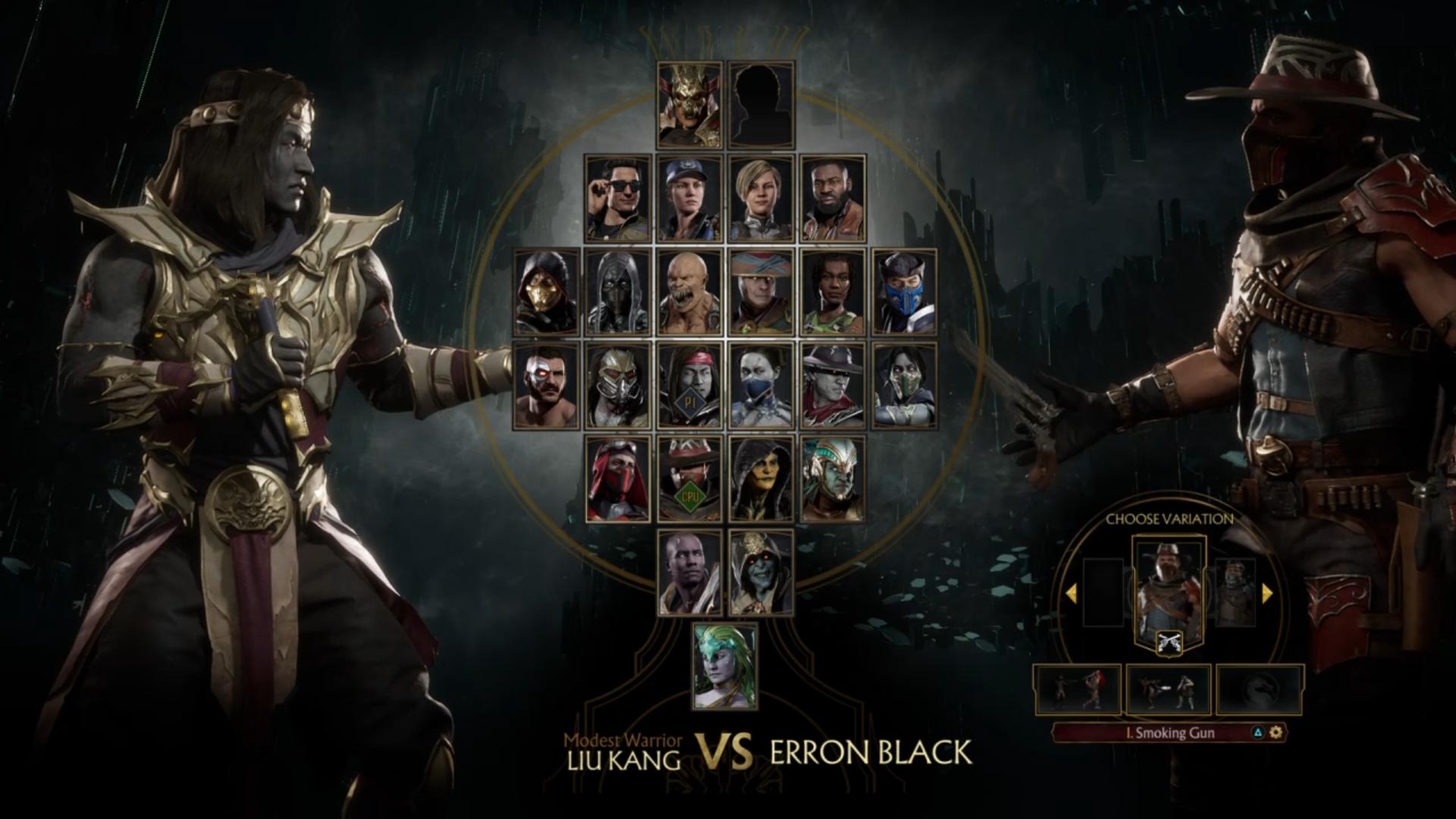 Тот самый? Обзор Mortal Kombat 11