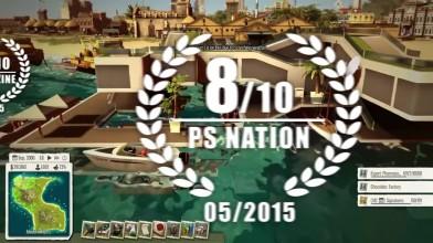 Анонс трейлер полного издания Tropico5