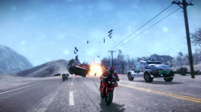 Road Redemption перенесли на Xbox One