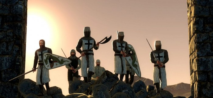 crusaders Of Kings And Men