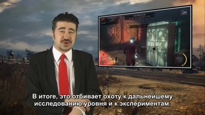 Обзор Hitman Absolution Review от Angry Joe Show