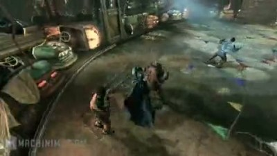 "Batman: Arkham City ""Challenge Map Pack Trailer"""