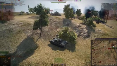 World of Tanks FV4202 ����� ������ ��� � ������������ ��������
