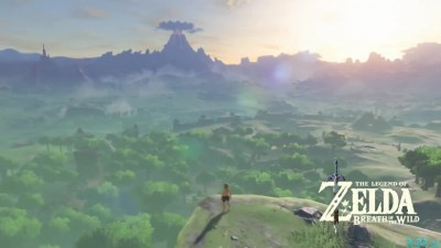 Спидран Legend of Zelda: Breath of the Wild