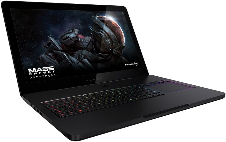 Razer прокачал игровой ноутбук Blade Pro
