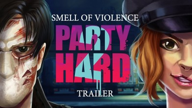 Новый сюжетный трейлер Party Hard 2