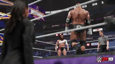 Известные на данный момент матчи из режима 2K Showcase в WWE 2K19