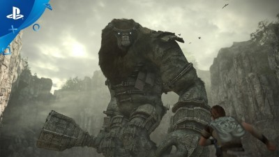 Ремейк Shadow of the Colossus идет на оригинальном коде с PS2
