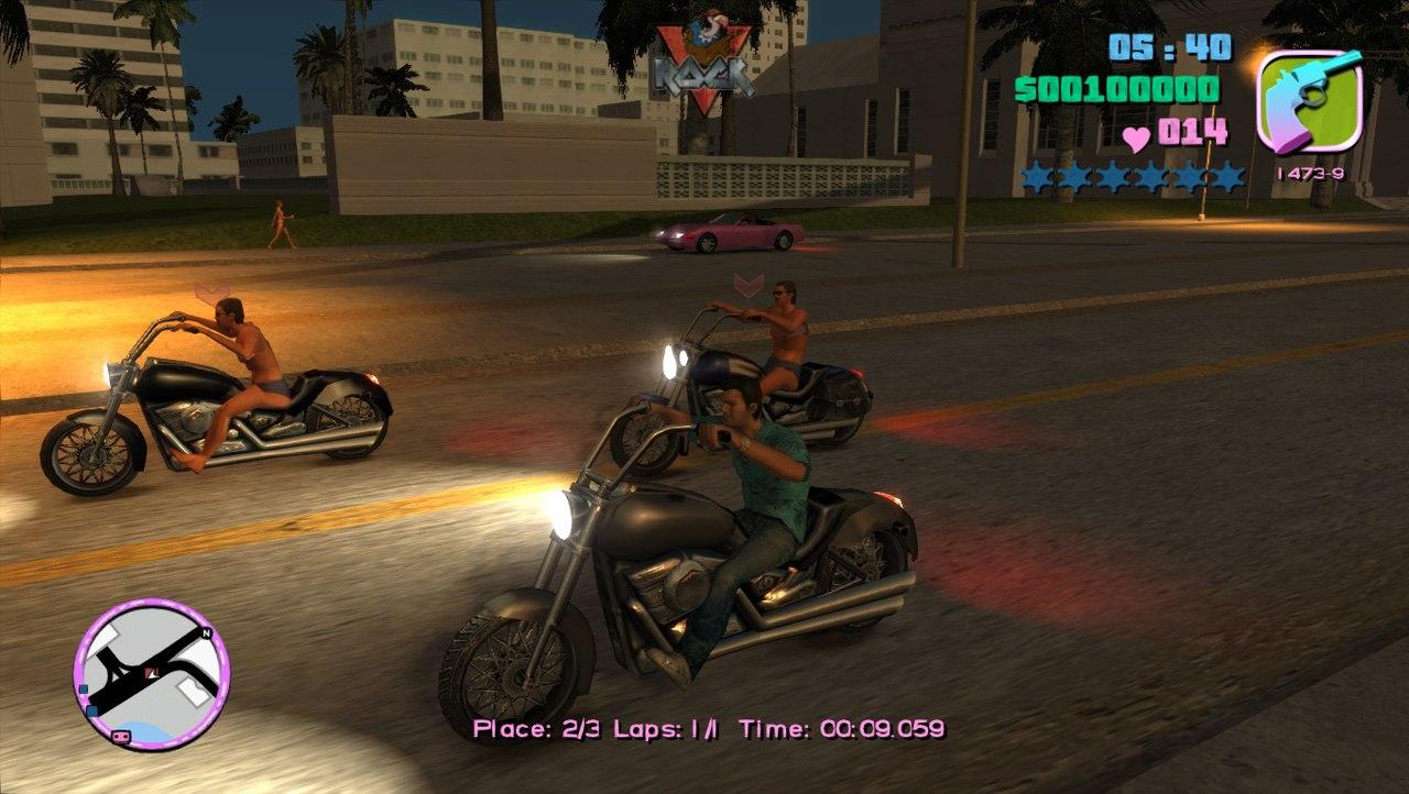 Gta vice city rage скачать beta 3