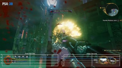 "Shadow Warrior 2 ""PS4 Частота кадров"""