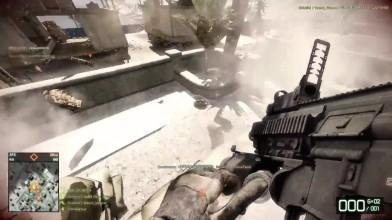 М416 = Я читер | Battlefield: Bad Company 2