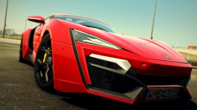 Project CARS: Трейлер «Lykan Hypersport»