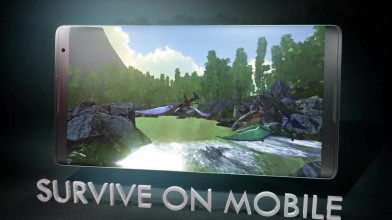 Анонс трейлер ARK: Survival Evolved на Mobile