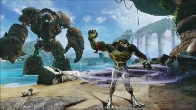 Killer Instinct Season 3 - Rash All Stage Ultras