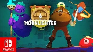 Switch-версия роглайка Moonlighter поступит в продажу 5 ноября