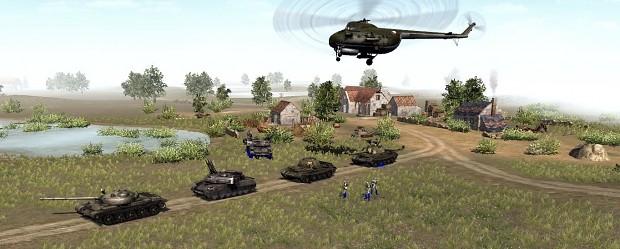 скачать игру Men Of War Cold War через торрент - фото 7