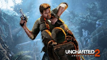 Uncharted 2: Among Thieves - 10 минут геймплея PS4-версии