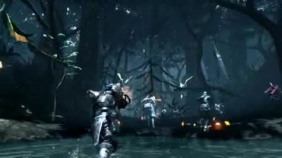 "Lost Planet 2 ""Jungle Gameplay"""