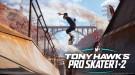 Релизный трейлер к скорому выходу Tony Hawk's Pro Skater 1+2