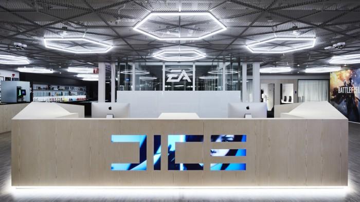 EA DICE в Стокгольме