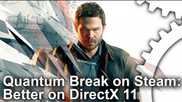Digital Foundry о Steam-версии Quantum Break