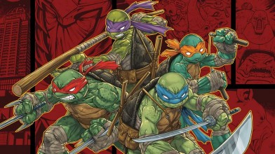 Релиз перевода Teenage Mutant Ninja Turtles: Mutants in Manhattan