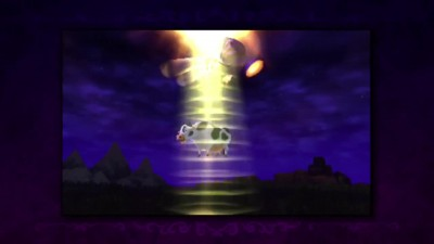 "Legend of Zelda ""Majora's Mask 3D Трейлер (Nintendo 3DS)"""