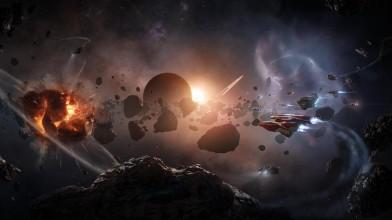 Пользователи открыли менее 1% космоса в Elite: Dangerous