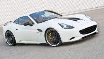 Ferrari California от компании Hamann