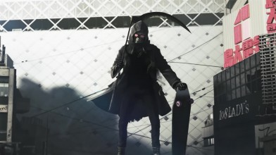 Let it Die - трейлер игры на PS4