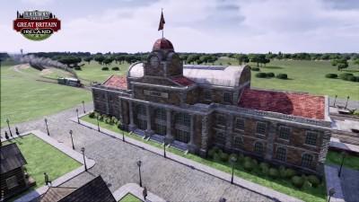 Railway Empire впервые отправляется в Европу - анонс нового DLC