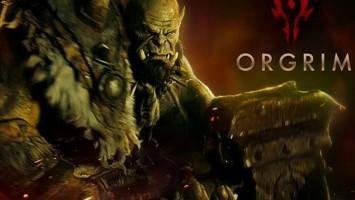 Первый кадр с орком из экранизации Warcraft