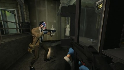 PAYDAY 0 - Новая качественная перезарядка оружия