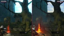 Dark Souls - Сравнение Remastered vs. Original Prepare To Die Edition (Candyland)