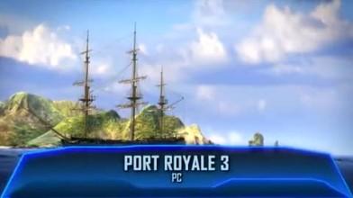 "Port Royale 3 ""геймплей]"""