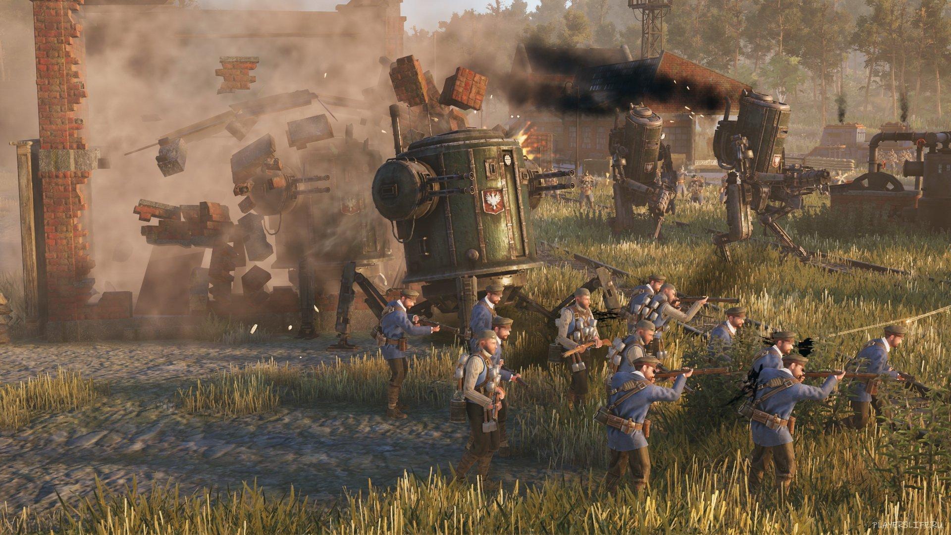 Iron Harvest скоро получит новый режим и сюжетный DLC