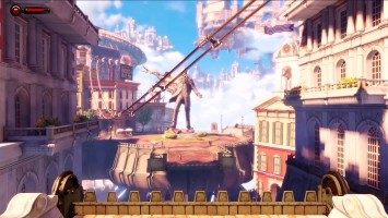 "Bioshock Infinite ""Трейлер The Glory of Columbia"" - BioShock: The Collection"