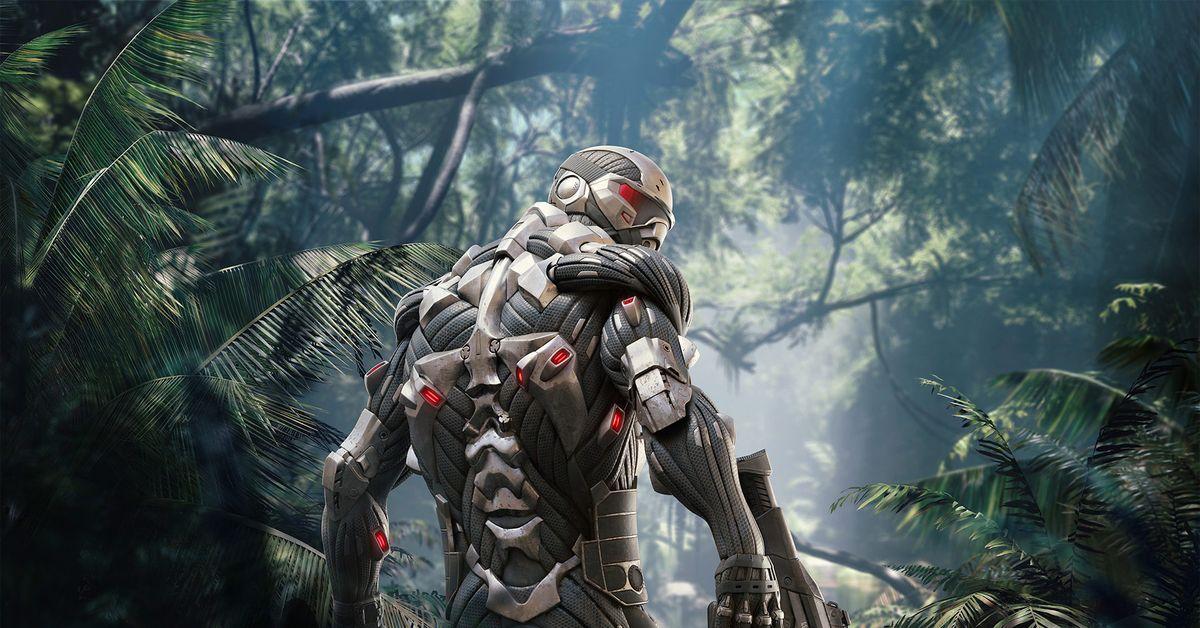 В Crysis Remastered не будет мультиплеера