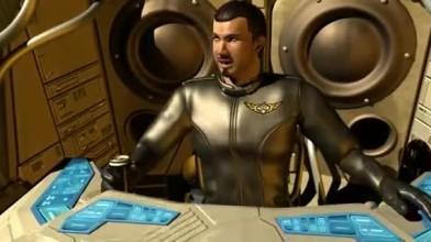 Интро-видео Космические Рейнджеры 2: Доминаторы