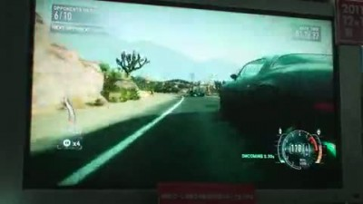 "Need For Speed The Run ""TGS - Геймплей"""