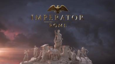 Анонсирующий трейлер Imperator: Rome