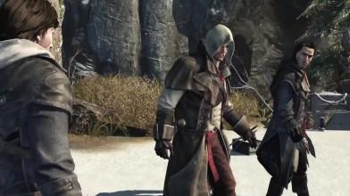 Первые 15 Минут геймплея Assassin's Creed Rogue Remastered