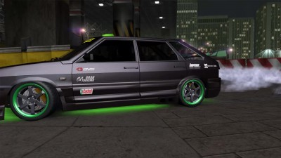 "Need for Speed: Underground 2 ""ВАЗ 2114 в Стрит-Х"""