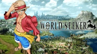 One Piece: World Seeker Новые подробности
