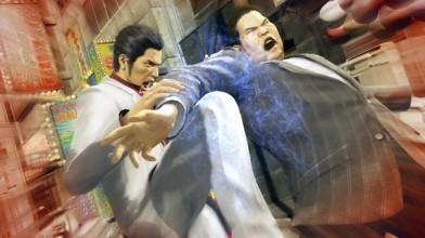 Боевые скриншоты из Yakuza: Kiwami
