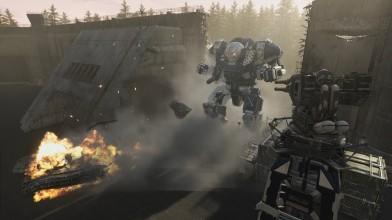 Новый трейлерMechWarrior 5: Mercenaries